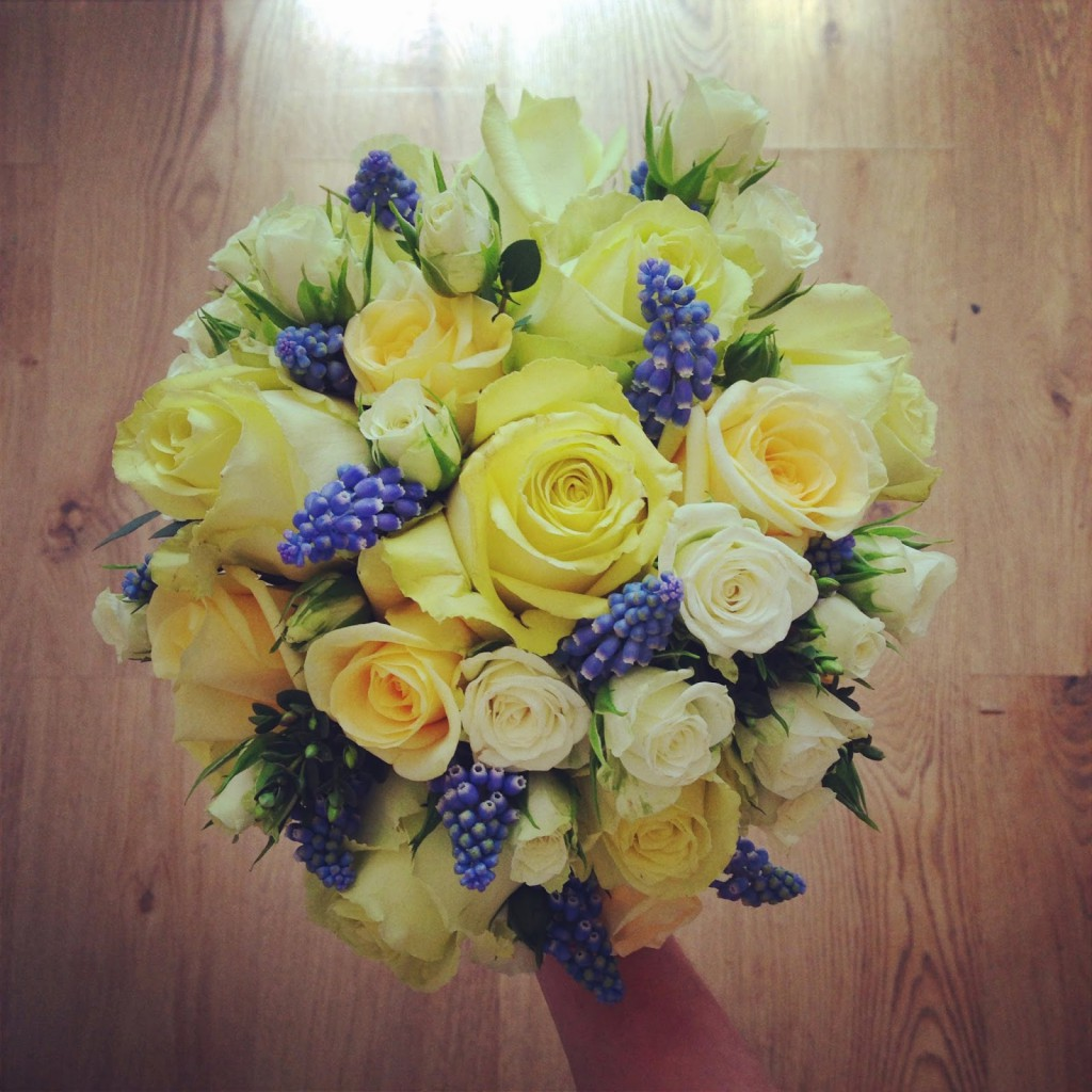 Easter Flowers Wedding: Fantasy Weddings